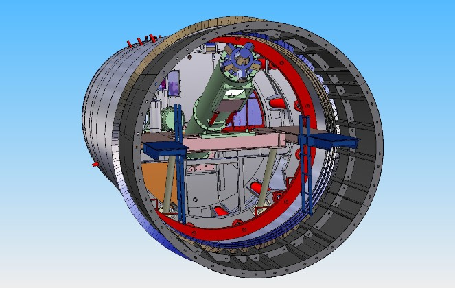152 Inch Diameter Digger Shield