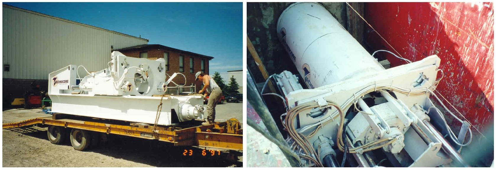 46 Inch Dia Micro Tunneling Machine with Jacking System