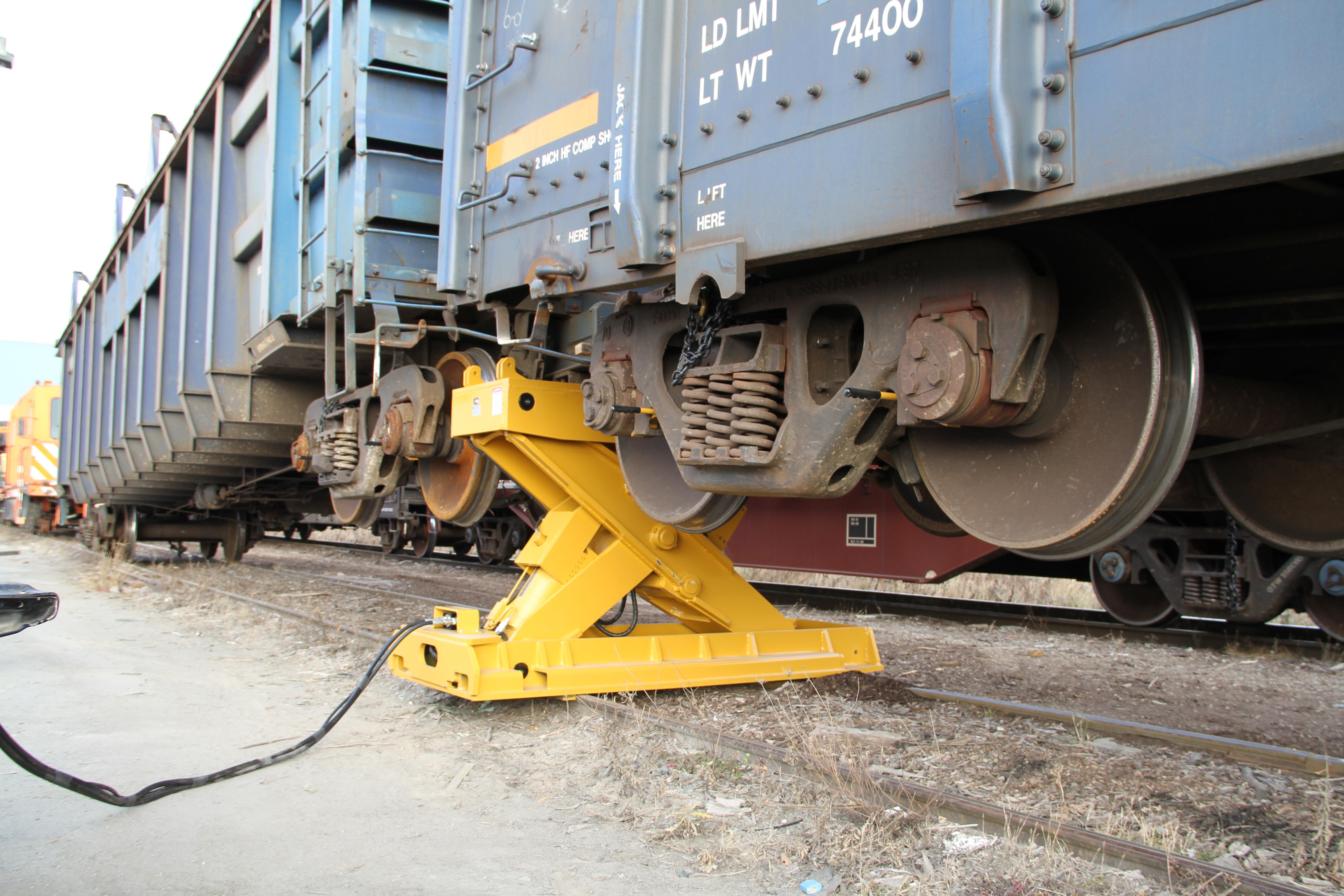 35 Ton Rail Car Jack