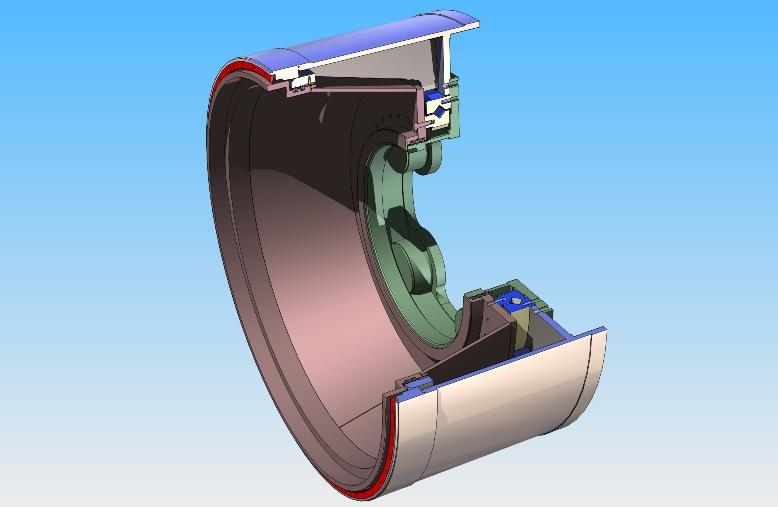 TCR Tunnel Boring Machine Retrofit