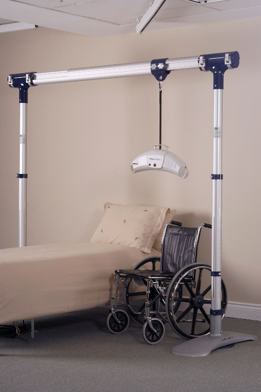 Medical Stand with Lift and Support System for People with Disabilities – Design and Dynamics Stability Calculations