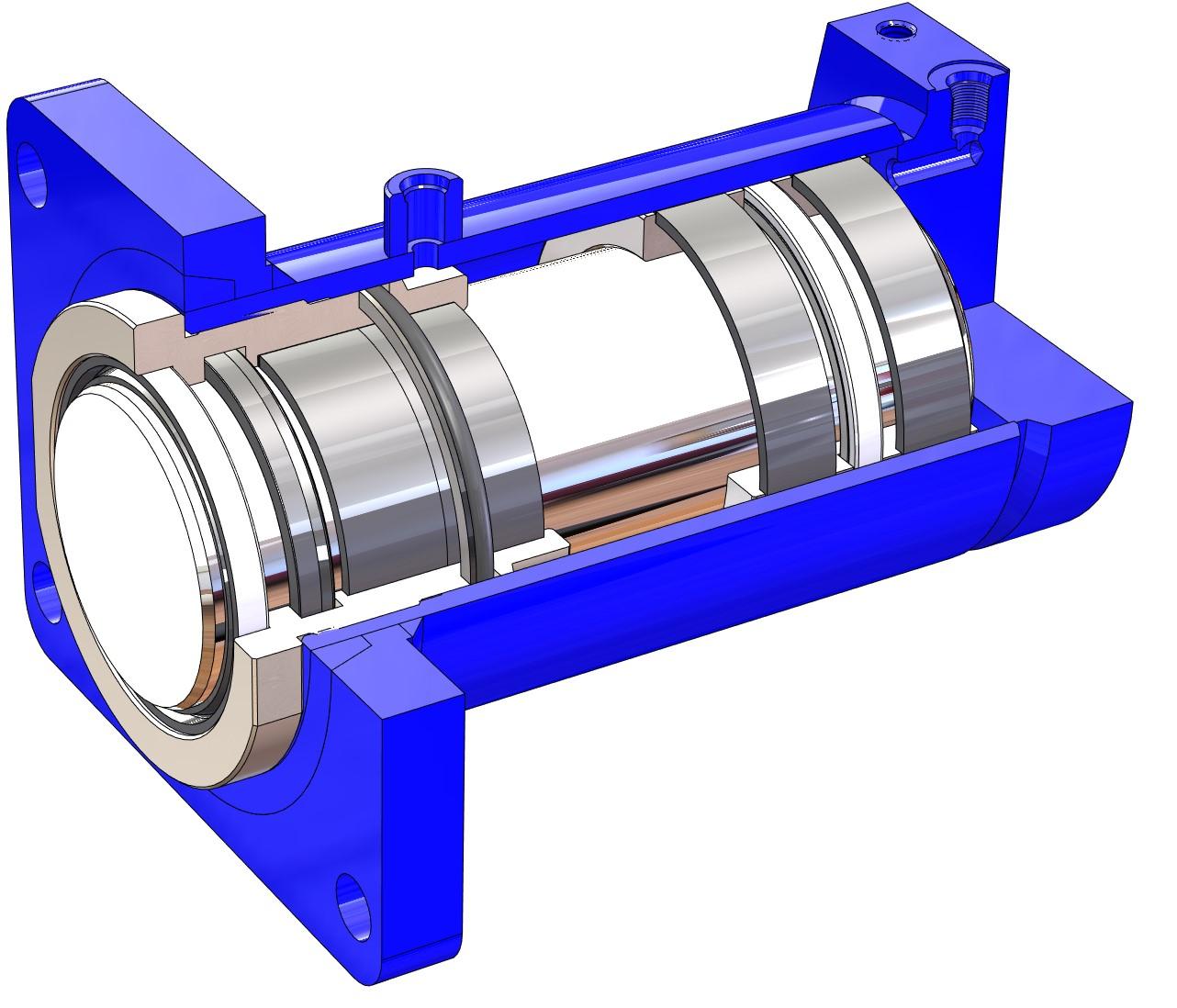 Hydraulic Cylinder 4